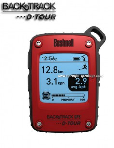 Bushnell Backtrack D-Tour Red GPS