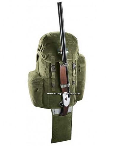 Rugzak 70 ltr. Marsupio voorkant met geweerberging.