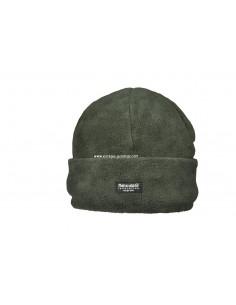 Skogen fleece muts (groen)