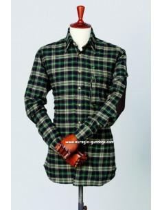 Laksen overhemd Christian Hunting