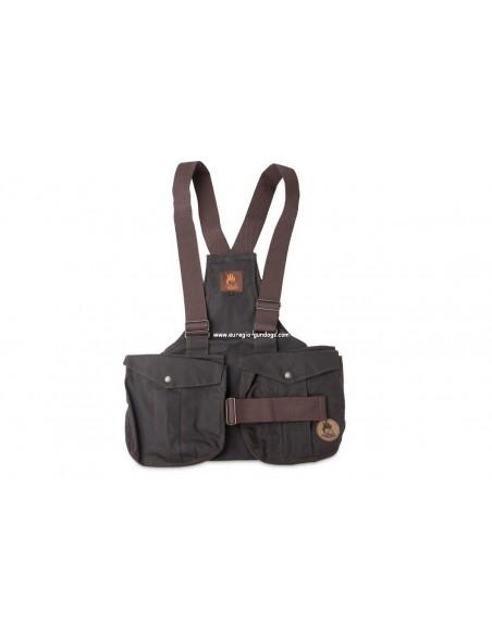 Waxed cotton Dummy vest Trainer