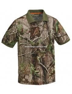 Pinewood Polo Shirt Ramsay Coolmax Camouflage
