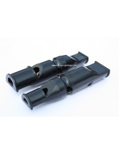 ACME Jacht- hondenfluit ACME 640 zwart