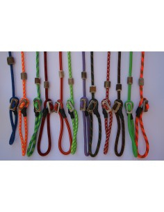 Overview 7mm Moxon slip leads with extra stopper