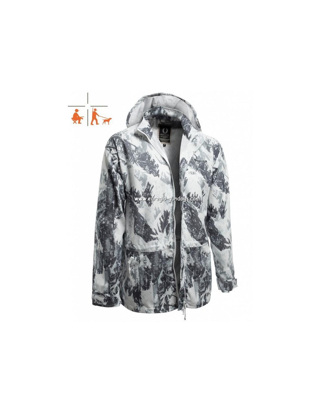 8af50a70 Chevalier Snow Camo Cover Coat and Pant Euregio Gundog Store