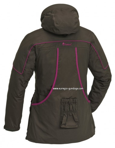 Dames Parka Zomerjas.Jacket Pinewood New Dog Sports Ladies Euregio Gundog Store