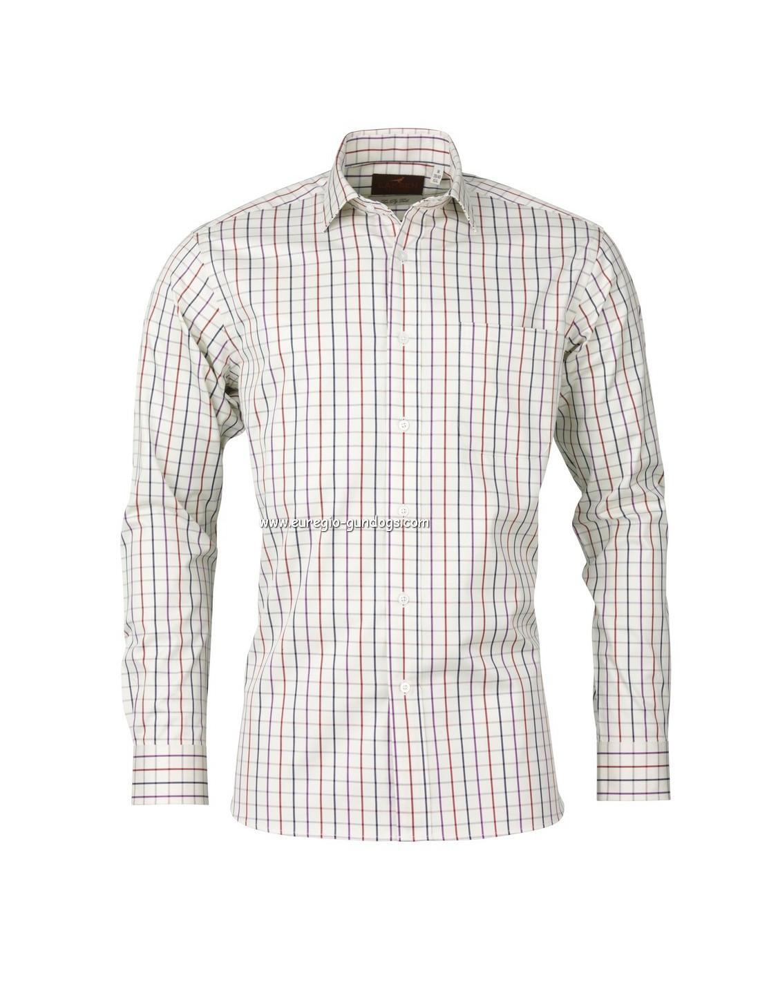 Laksen Men's Shirt Charlie Euregio Gundog Store