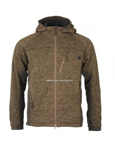 Laksen Cairn Gebreide Fleece jas