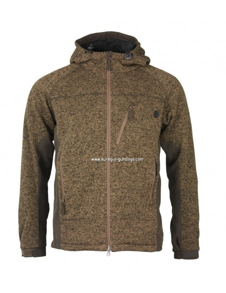Laksen Cairn Gebreid Heren Fleece Jas