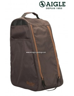Aigle laarzentas brown