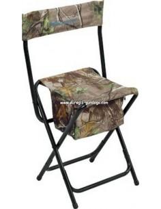 Hunter´s inklapbare aanzitstoel met opbergvak