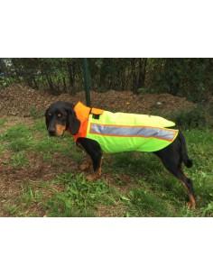 Hubertus honden beschermingsvest