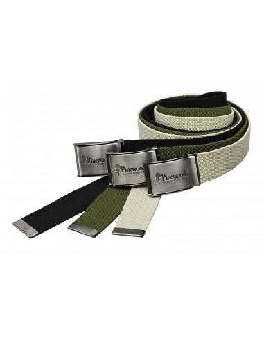 Pinewood Canvas Belts