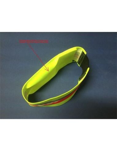 Honden veiligheids halsband met GPS tas