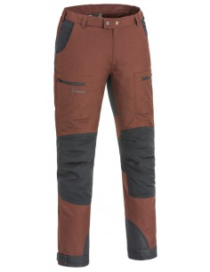 Pinewood Trouser Caribou TC. Color: Dark Copper/Dark Anthracite (569)