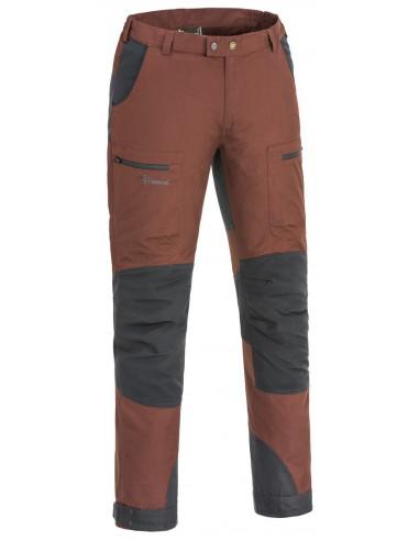 Pinewood Trouser Caribou TC. Color: Dark Copper/Dark Anthracite (569)