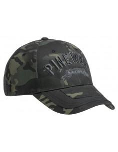 Pinewood Cap TC Camou Black Jungle/Black (963)