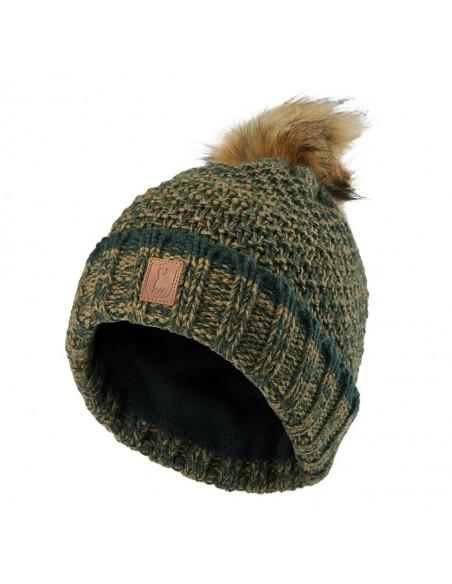 Deerhunter Gestrickte Damen Mütze