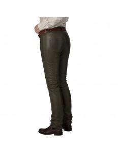 Laksen Chambord Damen Leder Jeans