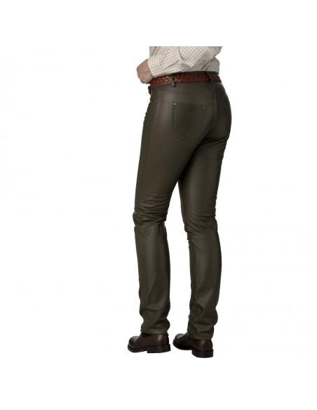 Laksen Chambord Lady Leather Jeans