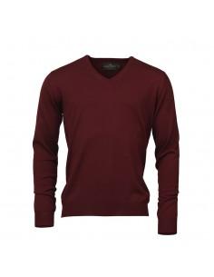 Laksen Men's V-neck Sweater Sussex