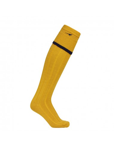 Laksen Colonial Shooting Socks (gorse / navy)