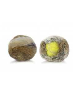 Rabbit Skin for Tennis Ball