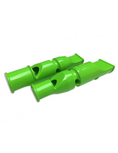 ACME Double Dog Whistle 640 Day Glow Green