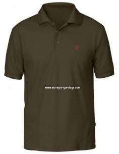Fjällräven Crowley Pique Shirt voorkant