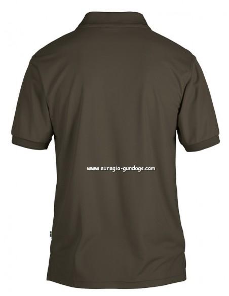 Fjällräven Crowley Pique Shirt achterkant