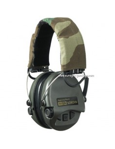 Elektronische gehoorbescherming Sordin Supreme-Pro X