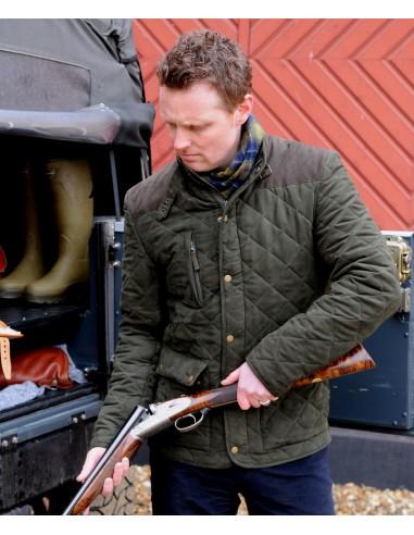 Laksen Mens Dorchester Quilt Jacket