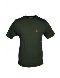 Hubertus T-Shirt met Reebok