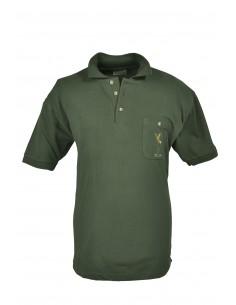 Hubertus Polo Shirt met Diermotieven