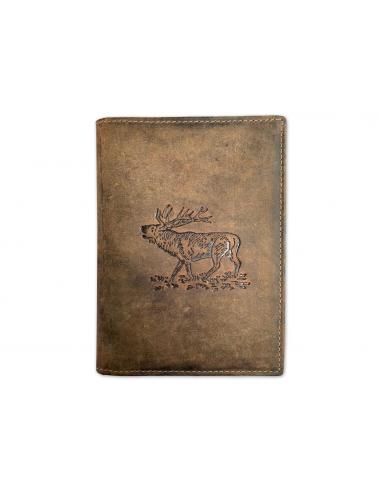 Hunting License Case Red Deer