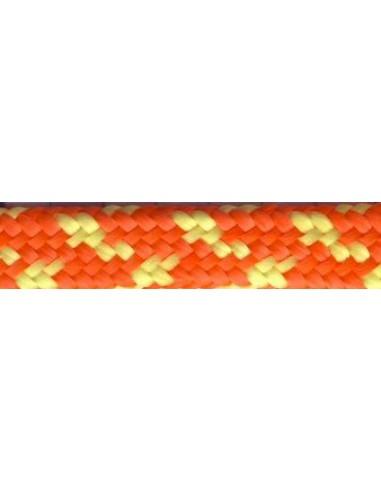 Oranje-geel-patch