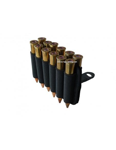 Niggelow binnen etui 12x kogel